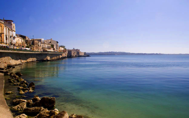 Ortigia - The Marina