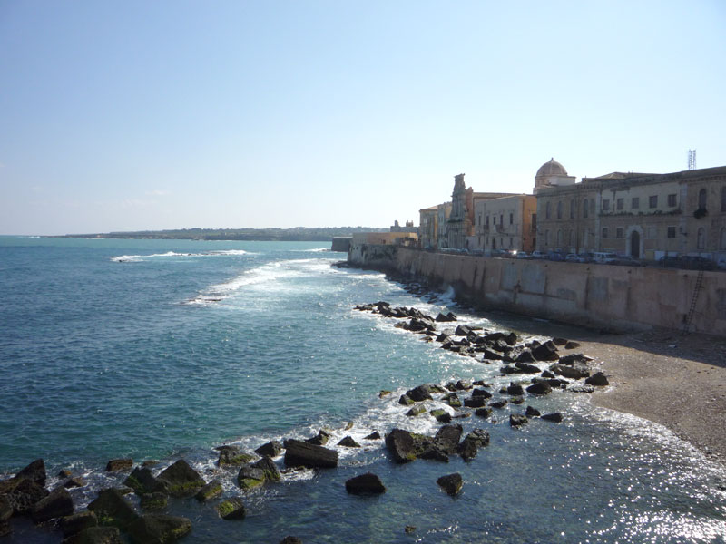 Ortigia - East Coast