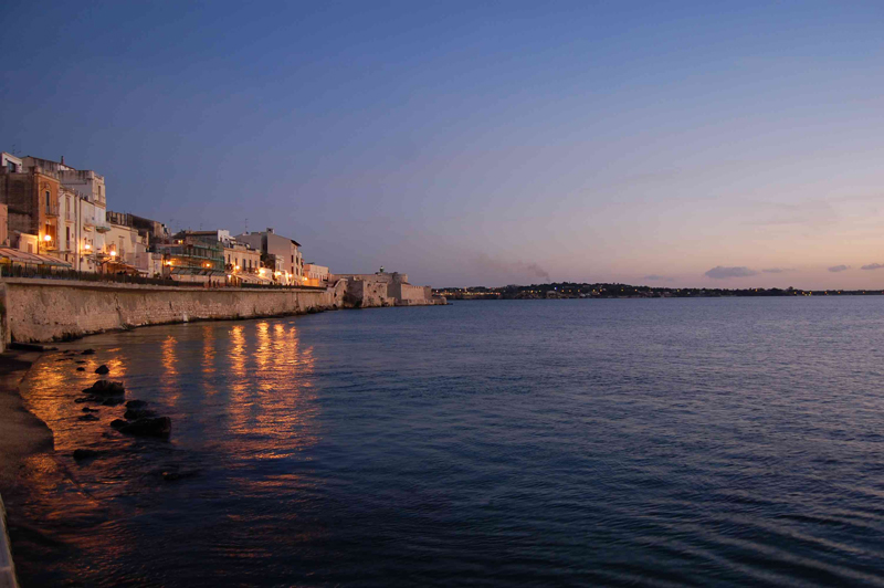 Ortygia Sunset